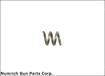 Firing Pin Spring, Rifle, Small