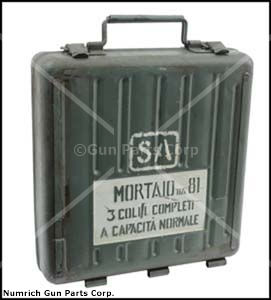 mortar can 81mm italian m35 used very good condition. Black Bedroom Furniture Sets. Home Design Ideas