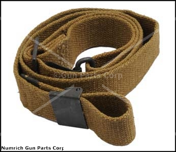 Sling, Original, Khaki Canvas w/ Hardware, New