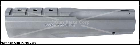 "Barrel Shroud, Stainless (For 7-1/2"" Barrels Only)"
