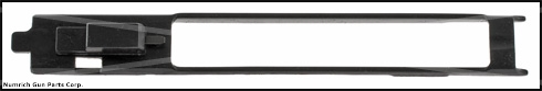 "Action Bar Assembly, 12 Ga, 3"", Blued, Stamped"
