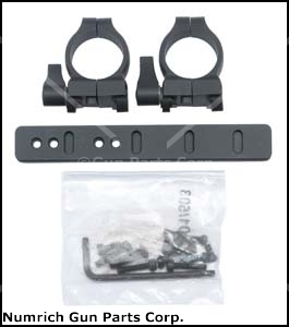 DuraSight All-Steel QD Scope Mount System, New in Clam Shell