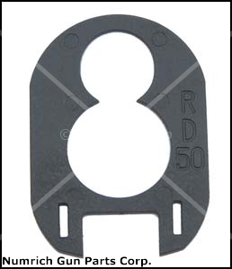 Stock Drop Plate D55, 20 Ga.