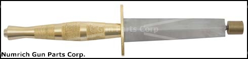 "Display Dagger, Brass Handle, OAL 9-1/2"" - -"