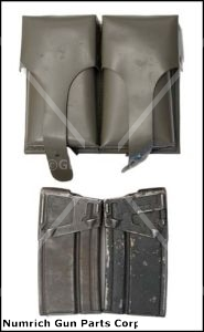 Magazine (.308) & Pouch Set, Used, Good to VG