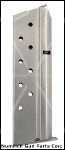 Magazine, .40 S&W, 8 Round, New, Stainless (Made By U.S.A.)