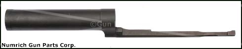 Action Bar & Sleeve, 12 Ga., New