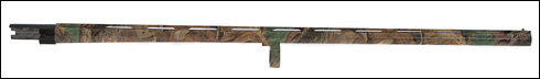 "Barrel w/ 1-3/4"" Tang, 20 Ga, 28"", VR, Advantage Timber HD, 3"" Chamber"