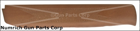 Forend, 28 Ga, Hardwood, Checkered, New