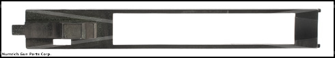 "Action Bar, 12 Ga., 3"", Blued"