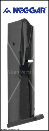 Magazine, .380 ACP, 13 Round, Blued, New (Mec-Gar)