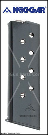 Magazine, .25 ACP, 9 Round, Blued, New (Made By Mec-Gar)