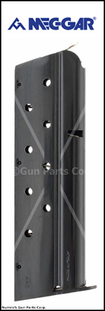 Magazine, 9mm, 9 Round, Blued, New (Mec-Gar)