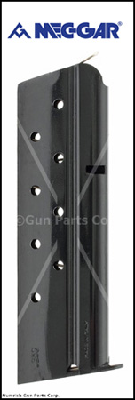 Magazine, .38 Super, 9 Round, Blued, New (Mec-Gar)