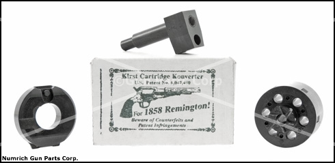 Cartridge Konverter, .22 Rimfire, Kirst