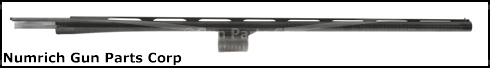 "Barrel, 20 Ga., 28"", Modified, 3"" Chamber, VR, Blued (Bead Front Sight)"