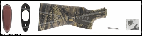 Stock Kit, Short, 12 Ga, Realtree Hardwoods HD Camo