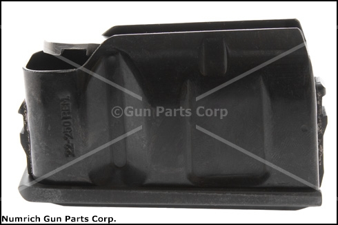 Magazine, .22-250 Rem, 4 Round, Blued, New (Factory)