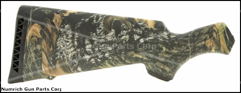 Stock, Synthetic, New Mossy Oak Break-Up (Fits all Gauges)