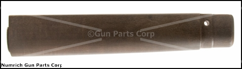 Forend, Big Bore, Walnut, Round, Oil Finish, 8""