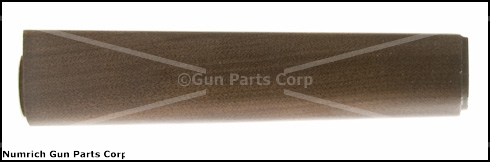 Forend, Big Bore, Walnut, Octagon, Satin Finish, 7""