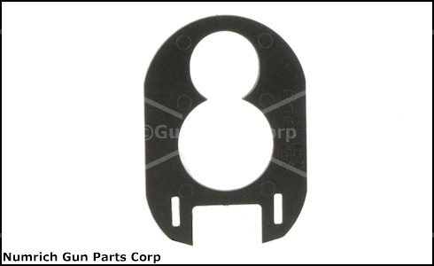 Stock Drop Plate, 20 Ga., D65, SAS