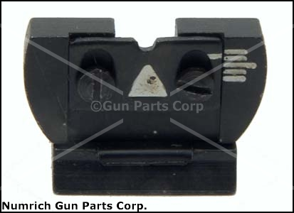 Rear Sight, Folding Leaf, Old Style