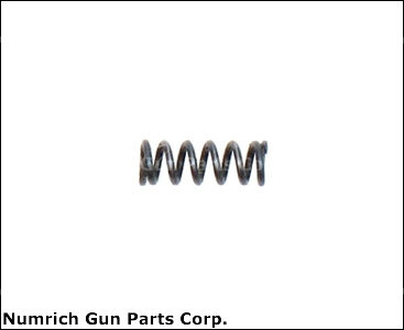 Barrel Lock Spring, .22 Long & .22 Short