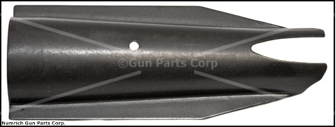 "Barrel Collar Cover (w/ V-Cut; For Rear Sight Slot 2-1/2"" Forward of Receiver)"