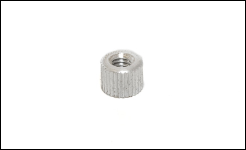 Grip Panel Ferrule, Left, Stainless