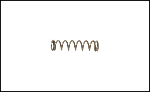 Rear Sight Windage Spring