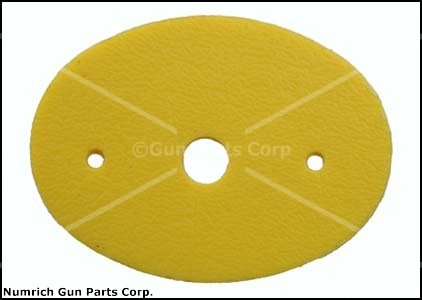 Grip Cap Spacer, Yellow