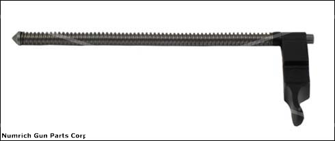 Cocking Handle, Guide Rod & Recoil Spring Assembly (Available Only As An Assy)