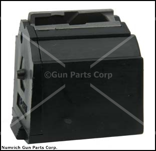 Magazine, .22 LR, 5 Round, Black Plastic, New (Factory)