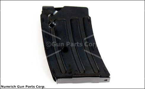 Magazine, .22 Cal., 5 Round, New, Blued Steel