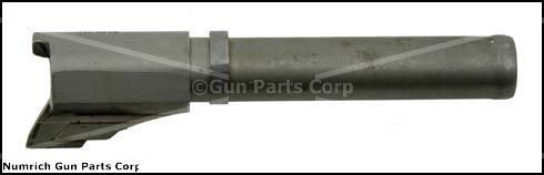 "Barrel, 10mm, 4-1/8"", Stainless"