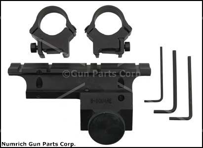 Scope Mount, Ruger Mini-14 181 Series Or Later - Includes Rings.