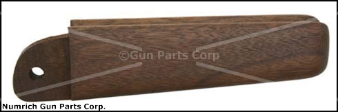 Extension Grip, Folding, Walnut, Replacement