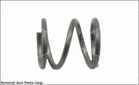 Windage Knob Nut Spring, New Reproduction (Wear From Long Term Storage)