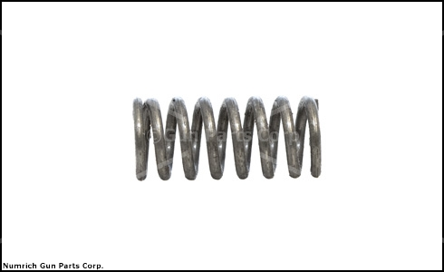 Center Pin Plunger Spring