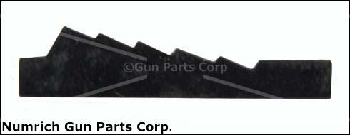 "Rear Sight Elevator (.050"" Wide, 1"" Long, .195"" Highest Step)"