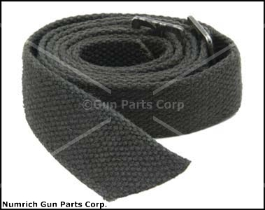 "Sling - 50"" Long, Black Nylon, Original GI"