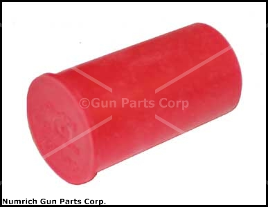 Muzzle Cap, Shoot Off, Red