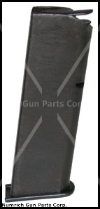 Magazine, 9mm, 8 Round, Blued