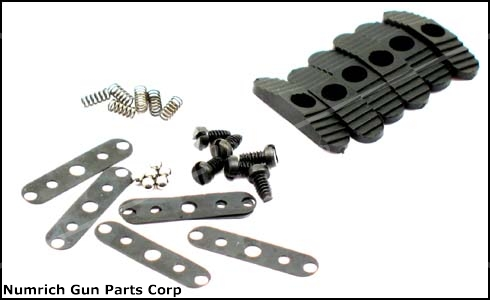 Safety Button Parts Pack - -