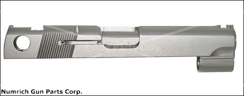 Slide, .40 S&W, Stripped