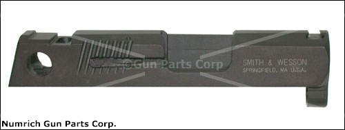 Slide, 9mm, Stripped