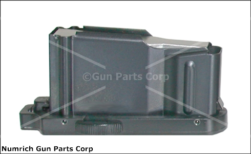 Magazine, Detachable, Long Action, 3 Round