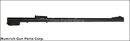 Barrel Assembly, Contender Carbine Rifle, .222 Rem, 21'', Round, Blued