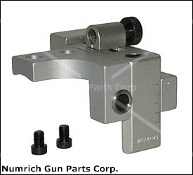 Receiver Sight, Silver Finish